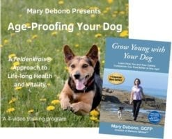 Grow Young with Your Dog and Age Proof Your Dog