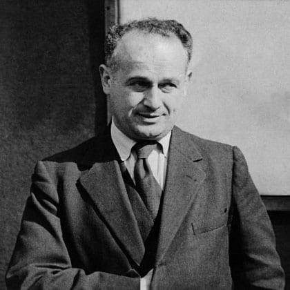 Moshe Feldenkrais England