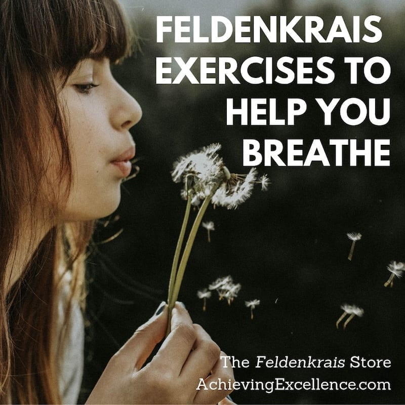 Feldenkrais exercises for breathing