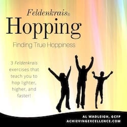 Feldenkrais Hopping - To Hop or Not to Hop